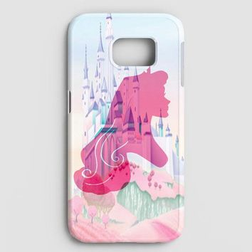 Silhouettes Of Princess Aurora Samsung Galaxy Note 8 Case