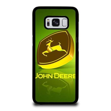 JOHN DEERE Samsung Galaxy S8 Case Cover