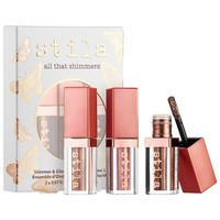 All That Shimmers & Glow Liquid Eye Shadow Set - stila | Sephora
