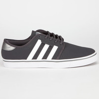 Adidas Seeley Mens Shoes Solid Grey/Runing White/Silver Metallic  In Sizes