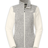 WOMEN'S INDI FULL ZIP