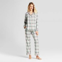Women's Pajama Set - Gilligan & O'Malley™ Misty Waterfall