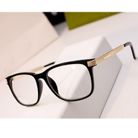 New Women Eyeglasses Retro Vintage Optical Reading Spectacle Eye Glasses Frame Men Women Brand Designer Oculos De Grau Femininos