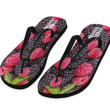 Blackberry flip-flops