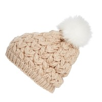 Collection XIIX Crochet Pompom Beanie | Nordstrom
