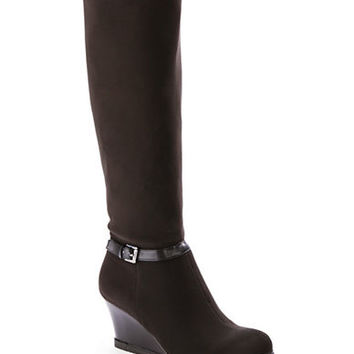 Lauren Ralph Lauren Tula Tall Wedge Boots