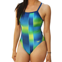 Speedo Women's Race I Tech One Piece Swim Suit
