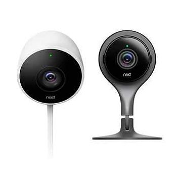 Nest Cam Outdoor and Nest Cam Indoor