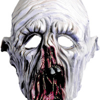 costume mask: ghost mask