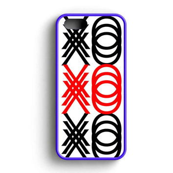 The Weeknd Xo Triple iPhone 5 Case iPhone 5s Case iPhone 5c Case