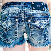 MISS ME JE8088H SHORTS JEANS