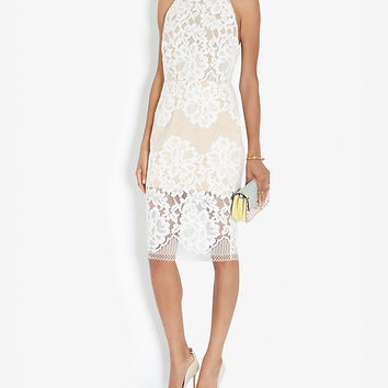 Exclusive for Intermix Kingsley Open Back Lace Dress | Shop IntermixOnline.com