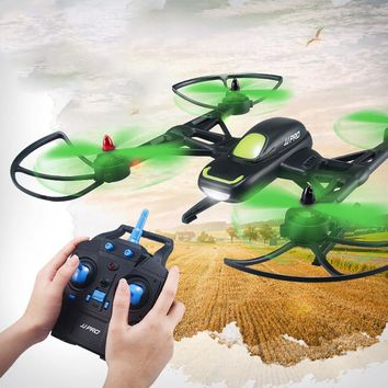 Mini Drone JJRC X2 Brushless RC Quadcopter 2.4G 4CH 6-Axis Gyro Headless Mode RC helicopter RC toys for children
