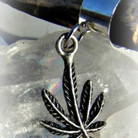 Hemp Leaf 420 Ear Cuff, Hippie, Hipster,420, Marijuana, Marijuana Leaf, Direct Checkout, Ready to Ship,
