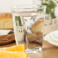 cute birdg glass cup gift