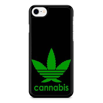 Cannabis Weed iPhone 8 Case