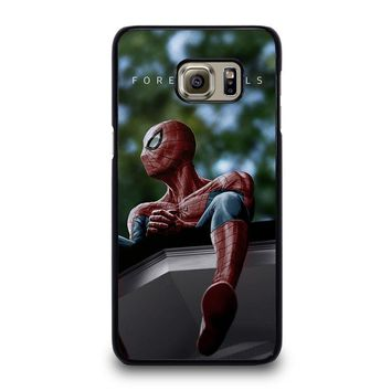 SPIDERMAN J. COLE FOREST HILLS Samsung Galaxy S6 Edge Plus Case Cover