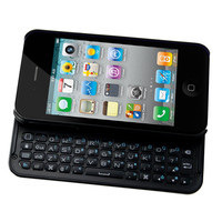 Bluetooth® Backlit iPhone Keyboard Case