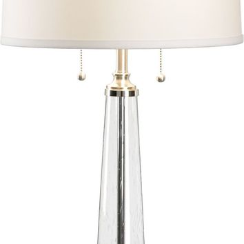 Bubble Glass Column Lamp