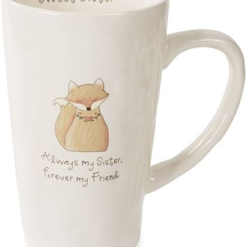 Always my sister forever my friend Coffee Mug