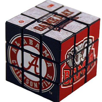 Alabama Crimson Tide Bama Jama Toy Puzzle Cube