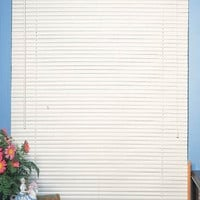 "White 1"" Mini Window Blinds in Various Sizes"