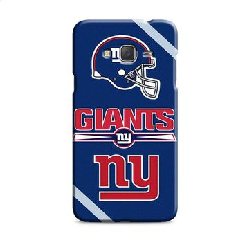 NEW YORK GIANTS NY Samsung Galaxy J7 2015 | J7 2016 | J7 2017 Case