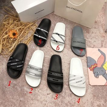 Balenciaga Slide Sandals