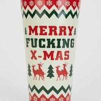 Merry Xmas Tumbler- Assorted One