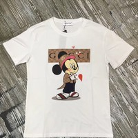 2018  Women Cheap GUCCI t shirt hot sale ♀ 013