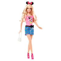 Barbie Loves Minnie Mouse Disney Doll