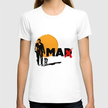 Mad Max  fan poster T-shirt by Danimo