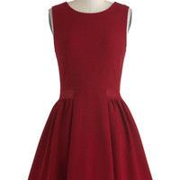 Maraschino Cheery Dress