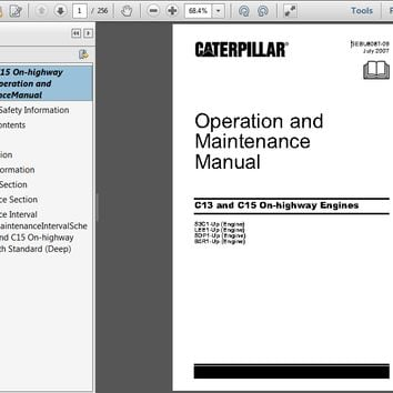Caterpillar C15 Engine Problems