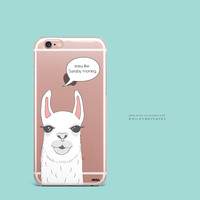 'Sunday Morning' - Clear TPU Case Cover