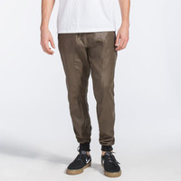 Uncle Ralph Mens Painted Jogger Pants Army  In Sizes