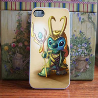 stitch loki disney  for iPhone and Samsung galaxy case (available for iPhone 6 case)