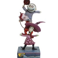 The Nightmare Before Christmas Lock Shock & Barrel Figurine