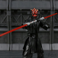 Star Wars Darth Maul Collectible Action Figure