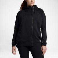The Nike Sportswear Modern (Size 1X-3X) Women's Cape.