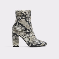 Aurella Natural Print Women's Dress boots | Aldoshoes.com US