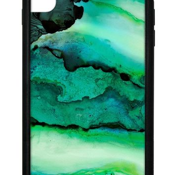 Emerald Stone iPhone Xs Max Case