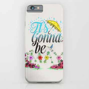 It's Gonna Be May. iPhone & iPod Case by Sara Eshak