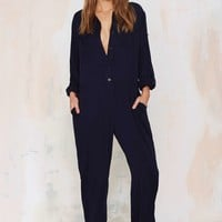 Sky's the Limit Utility Jumpsuit