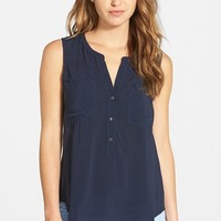 Women's Velvet by Graham & Spencer Challis Sleeveless Shirt,