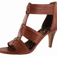 Jessica Simpson Elise Womens Leather Strappy Sandals
