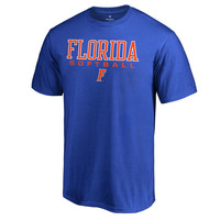 Fanatics Branded Florida Gators Royal True Sport Softball T-Shirt