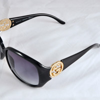 eyeCrave Online : Sunglasses and Designer Opticals : Gucci 3578/s GG 3578/s d28jj