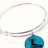 Disney Alex and Ani Parks Elsa Be True To Yourself Charm Gold Finish New
