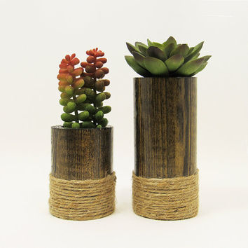 Air Plant Holders, Succulent Planters, Wood Planters, Modern Planters, Rustic Planters, Unique Planters, Indoor Planters, Air Planter Set